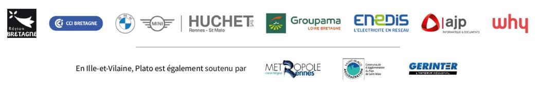 Plénière régionale Plato_bandeau_partenaires