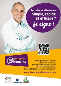Bretagne alternance flyer recruteur