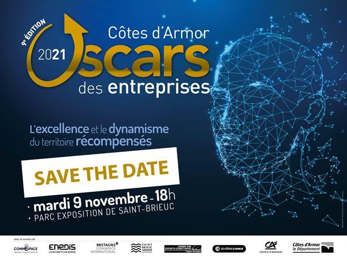 Oscars de Entreprises Côtes d'Armor