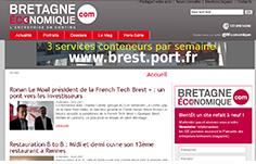 Bretagne économique